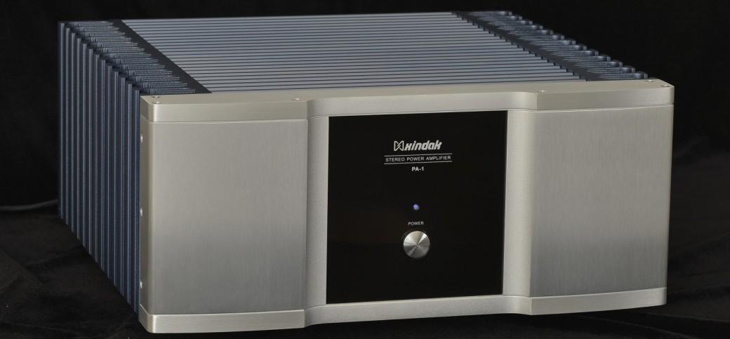 Xindak PA-1 Stereo Power Amplifier